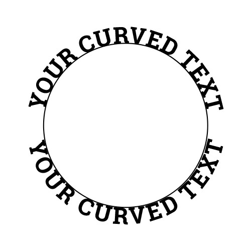 curved-text
